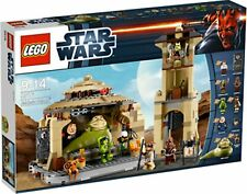 Lego Star Wars 9516 Jabba's Palace New Sealed Box !! RETIRED !! Han Solo Chewie