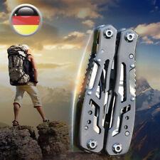 Multifunktions Edelstahl MultiTool Tasche Messer Zange Klappzange Outdoor Tools