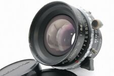 Read Fuji Fujinon W 125mm f/5.6 f 5.6 Lens w/Copal No.0 Shutter *590066