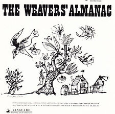 The Weavers 'ALMANACCO del CD Album FOLKLORE