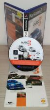 WRC 3 WORLD RALLY CHAMPIONSHIP ps2  gioco game Sony PlayStation 2 completo ps2