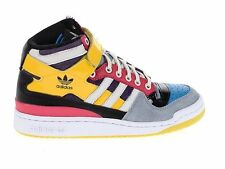 adidas Patternless Composition Leather Trainers for Women