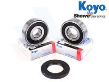 Kawasaki VN 1600 Mean Streak 2006 - 2008 Genuine Koyo Rear Wheel Bearing & Seal