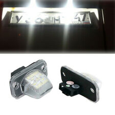 Pair Led License Plate Light for VW T4 Passat B5 Candy Jetta Syncro AA