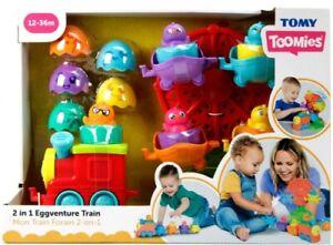 Tomy 2 in 1 Eggventure Train