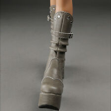 Dollmore MSD - Facia Boots (Gray)