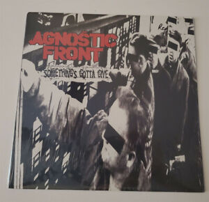 Agnostic Front – Something's Gotta Give 1998 Epitaph NYHC Madball Cro-Mags KBD
