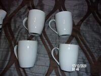 10 STRAWBERRY STREET LOT OF 4 COFFEE/TEA MUGS