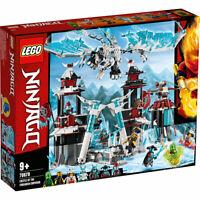 LEGO® 70678 Ninjago™ Festung im ewigen Eis, OVP!  mit 7 Minifiguren NEU #ninjago