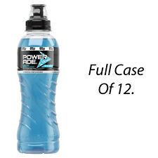 POWERADE BERRY AND TROPICAL DRINKS 500ml x 12 BOTTLES WHOLESALE RETAIL 232233