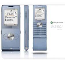 Sony Ericsson Walkman W350i Ice-Blue Neuf