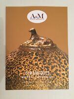 Catálogo De Venta A&M Audap-Mirabaud Cerámica Drouot Calado 2011