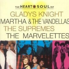 Heart and Soul: Gladys Night, Supremes, Marvelettes, Marvelettes,Supremes,Gladys