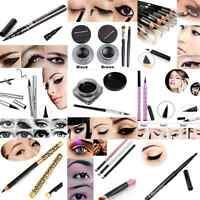 Makeup Women's Waterproof Eyeliner Liquid Gel Cream Eye Liner Pen Cosmetic Tips