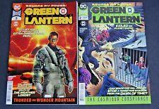 DC UNIVERSE GREEN LANTERN SEASON TWO # 2 AND # 3 TWO BOOK LOT