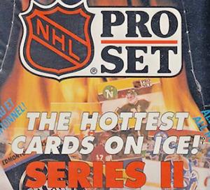 1990-91 Pro Set Series 2 Hockey complete base set 406-705 NM-MT JAGR RC