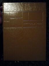 1981 Amnicola Yearbook, Wilkes College, Wilkes Barre, PA