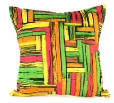 One Duck Two Carnival multi coloured cushion cover 45 x 45