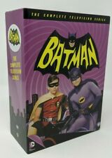 Batman: The Complete TVSeries (DVD, 2014, 18-Disc Set, Pre-owned, region 1, Fox)