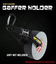 Dirty Rigger Gaffer Tape Holder - stage, grip, DJ, lighting, rigging, SetWear