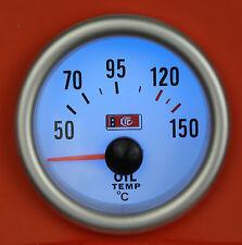 Temperatura de aceite/Indicador de Temperatura & Sensor Luz Azul MR2 Celica Supra Starlet GT Srl