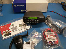 Motorola CDM1550LS+ UHF 450-512MHz  40 Watt 160 Channel Conventional New In Box