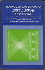 Theory and Application of Digital Signal Processing by Bernard Gold and...