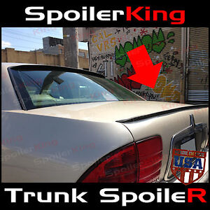 Lincoln LS wing 2000-2006 Rear Trunk Add-on M3 style Lip Spoiler 244L