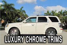 Mercury Mariner Stainless Steel Chrome Pillar Posts by Luxury Trims 2008-2011 6p