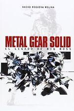 Metal Gear Solid El Legado De Big Boss Tapa Blanda ESPAÑOL NUEVO CASTELLANO