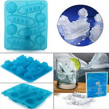 HOT TOP Stylish  Titanic Ice Cube Mold Creative Toy、Fad