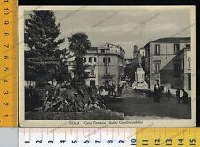 30543] NAPOLI - NOLA - CORSO TOMMASO VITALE E GIARDINI PUBBLICI _ 1954