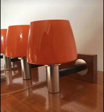 Art Deco Sconce Orange Wall  Lights