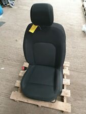 2017-on Dacia Duster Front Passenger Side Seat COMPLETE