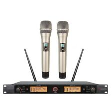 Wireless karaoke microphone handheld 200 channels karaoke microphone uhf