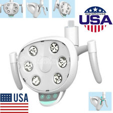 Induction LED Lamp CX249-23 Removable Handles 6 LEDs Light for Dental Chair