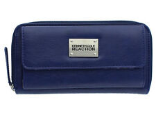 Kenneth Cole Reaction Urban Organizer Wallet Marina Buff