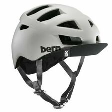Bern Allston Urban Cycling Helmet Sand Medium