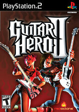 GUITAR HERO II PS2 PLAYSTATION 2 GAME COMPLETE