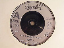 "HOME T Soul Shakedown Party Ex+ Decca 1981 UK 7"""