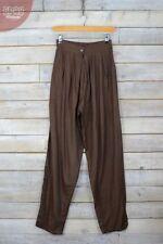 Pantalons sarouels pour femme, taille XS