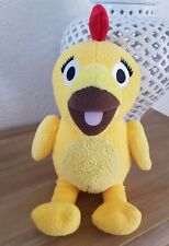 The Sunny Side Up Show Chica Chicken Sprout Plush Stuffed Animal Toy 13""