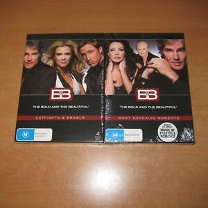 THE BOLD AND THE BEAUTIFUL - MOST SHOCKING MOMENTS / CATFIGHTS & BRAWLS DVD R4