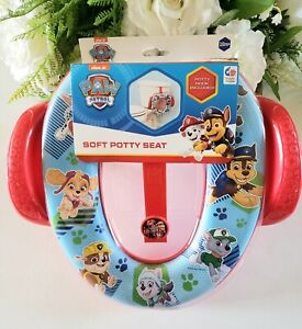 Nick Jr. Paw Patrol Soft Potty Seat - Potty Hook Included Ages 18 months+