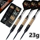 Professional Steel Tip Dart With Cool Dardos Feather Leaves For Indoor Dartboard