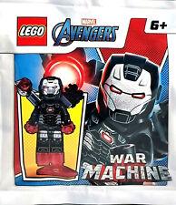 LEGO Marvel Avengers 242107 Figur War Machine