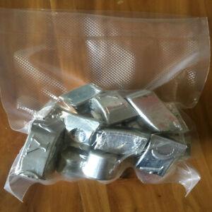 99.99% high purity tin block DIY metal block tin ingot 100g