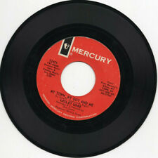 """LESLEY GORE ~ My Town, My Guy And Me~ Rare 1965 USA Mercury label 2-trk 7"""" vinyl"""