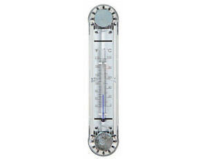 LDR04 BUYERS PRODUCTS, OIL LEVEL GAUGE WITH TEMPERATURE INDICATOR, (POLY)