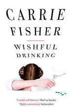 Wishful Drinking, Fisher, Carrie, Very Good condition, Book